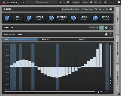 All MeldaProduction effects and MPowerSynth have been