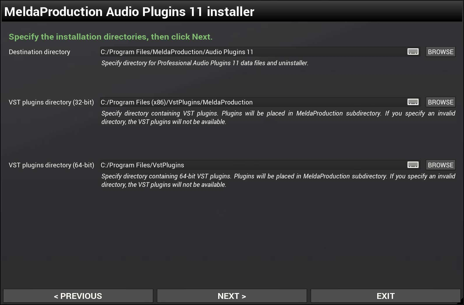 Installation tutorial | MeldaProduction