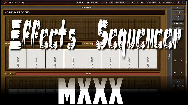 FX sequencing using MXXX
