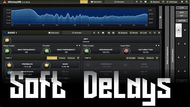 MDelayMB: Soft ambient delays using MDelayMB
