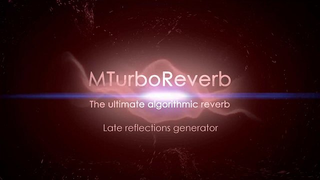 MTurboReverb: Late reflections