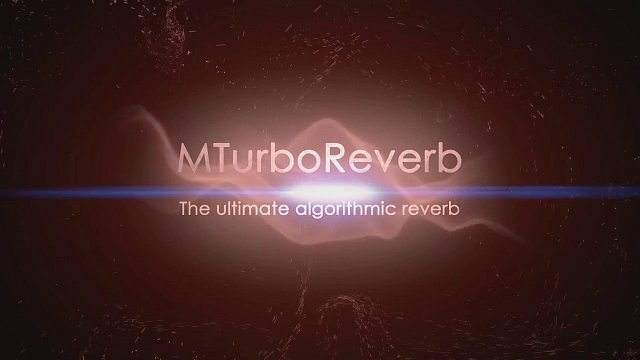 MTurboReverb: MTurboReverb introduction