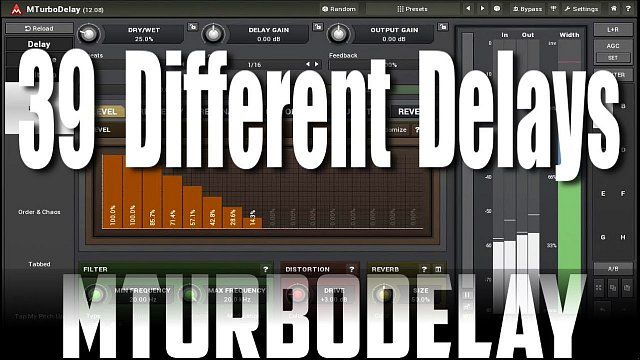MTurboDelay walkthrough