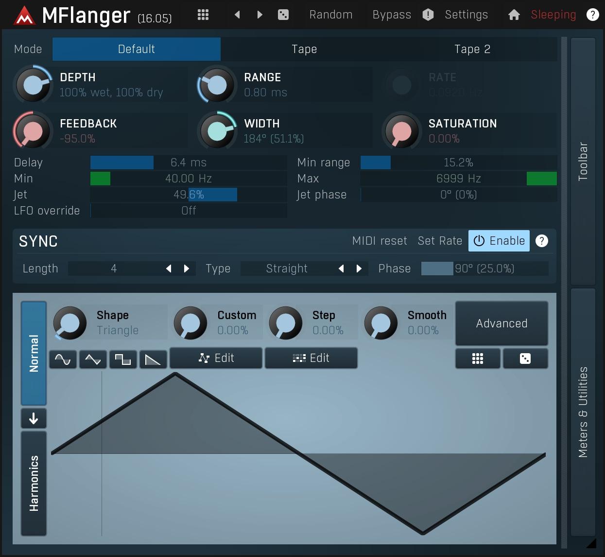 MFlanger free vst